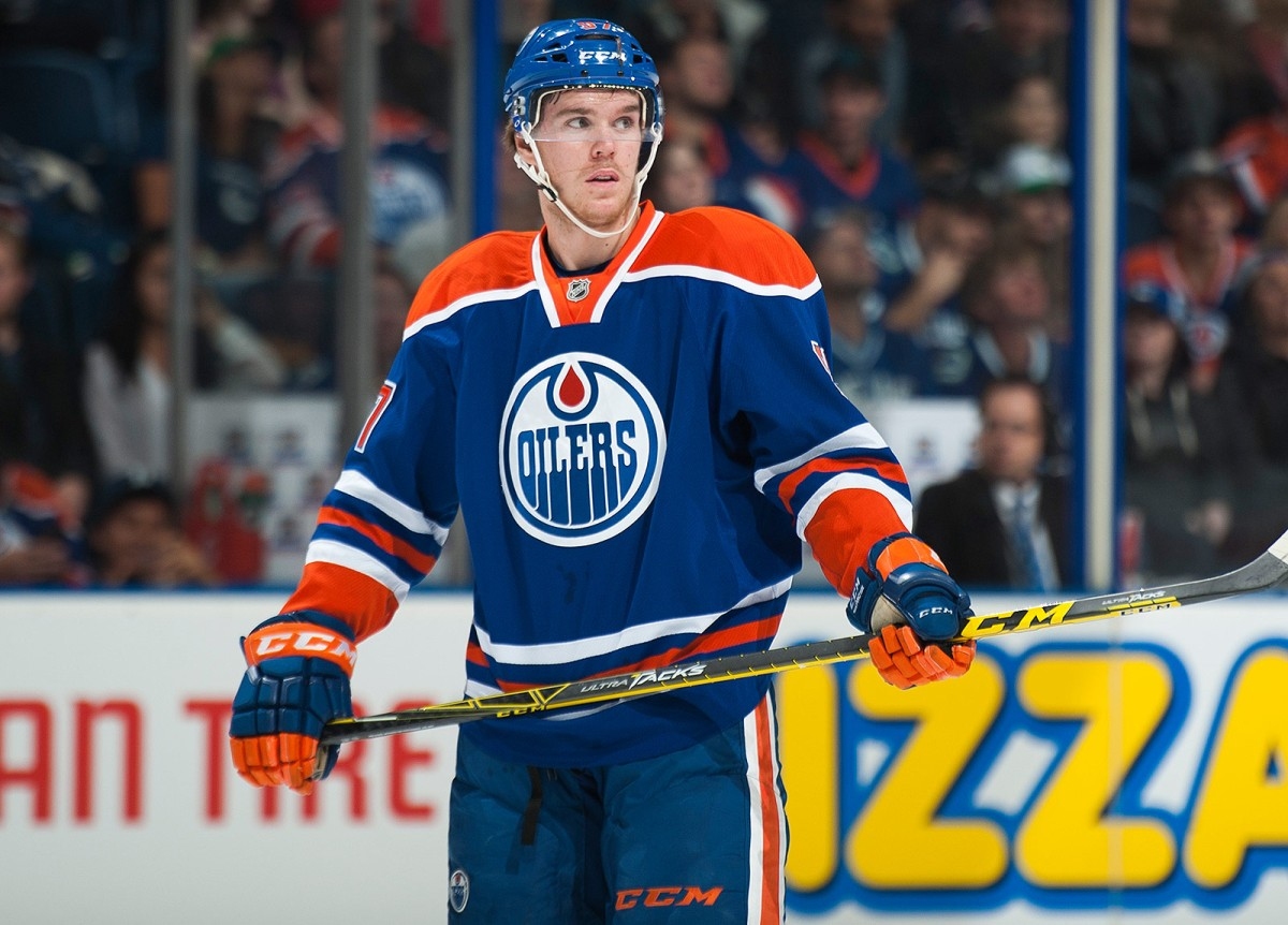 VIDEO: Connor McDavid Scores First Goal Since Returning ...
