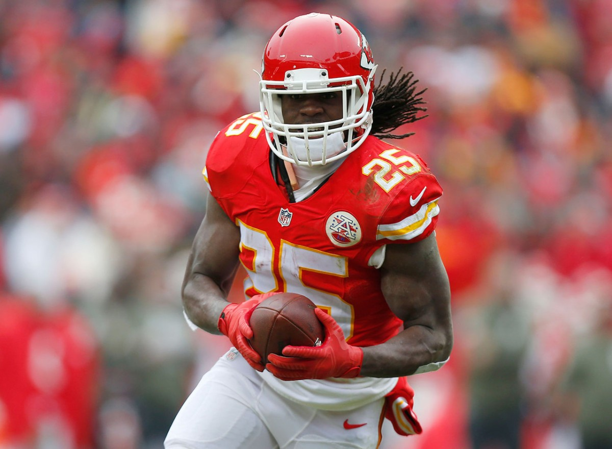 Chiefs Rb Jamaal Charles Unlikely To Play Week One Vs