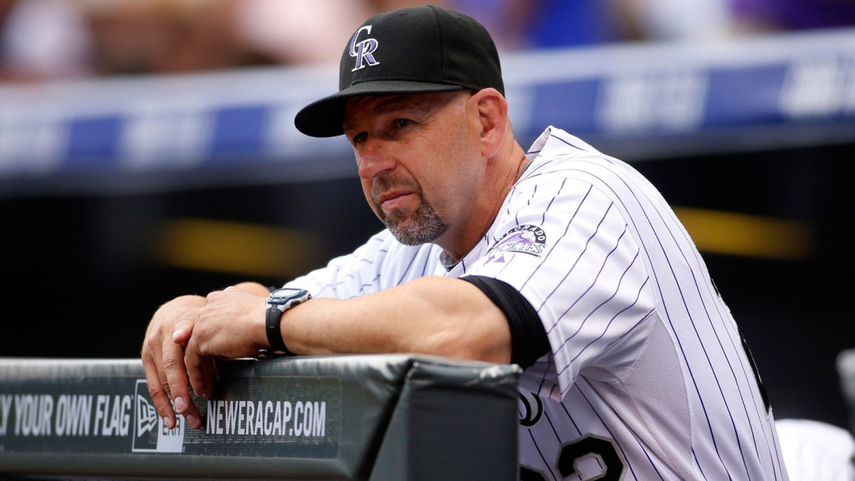 Rockies Manager Walt Weiss Resigns From Position – The ...