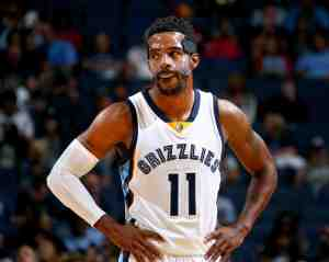 Mike Conley has played his last game of 2016. (Nikki Boertman/The Commercial Appeal)
