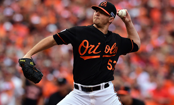 Report: Orioles Offered Zach Britton to Multi-Year Contract - The Game Day Report