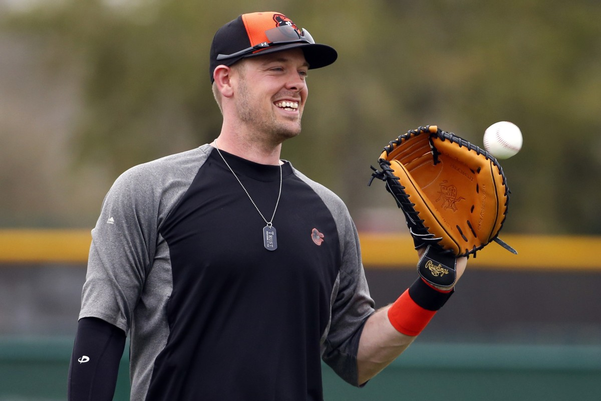 Report: Rays Have Made Contract Offer to Matt Wieters ...