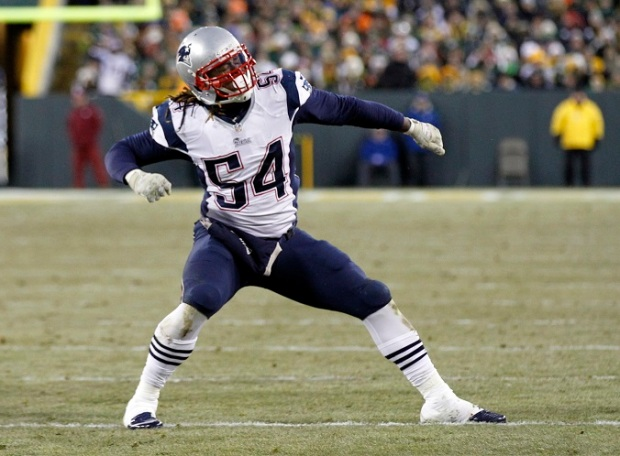 Dont'a Hightower won't be receiving the franchise tag from the Patriots, but don't be surprised if he is still a Patriot next year, and for years to come. (Mike Roemer/AP)