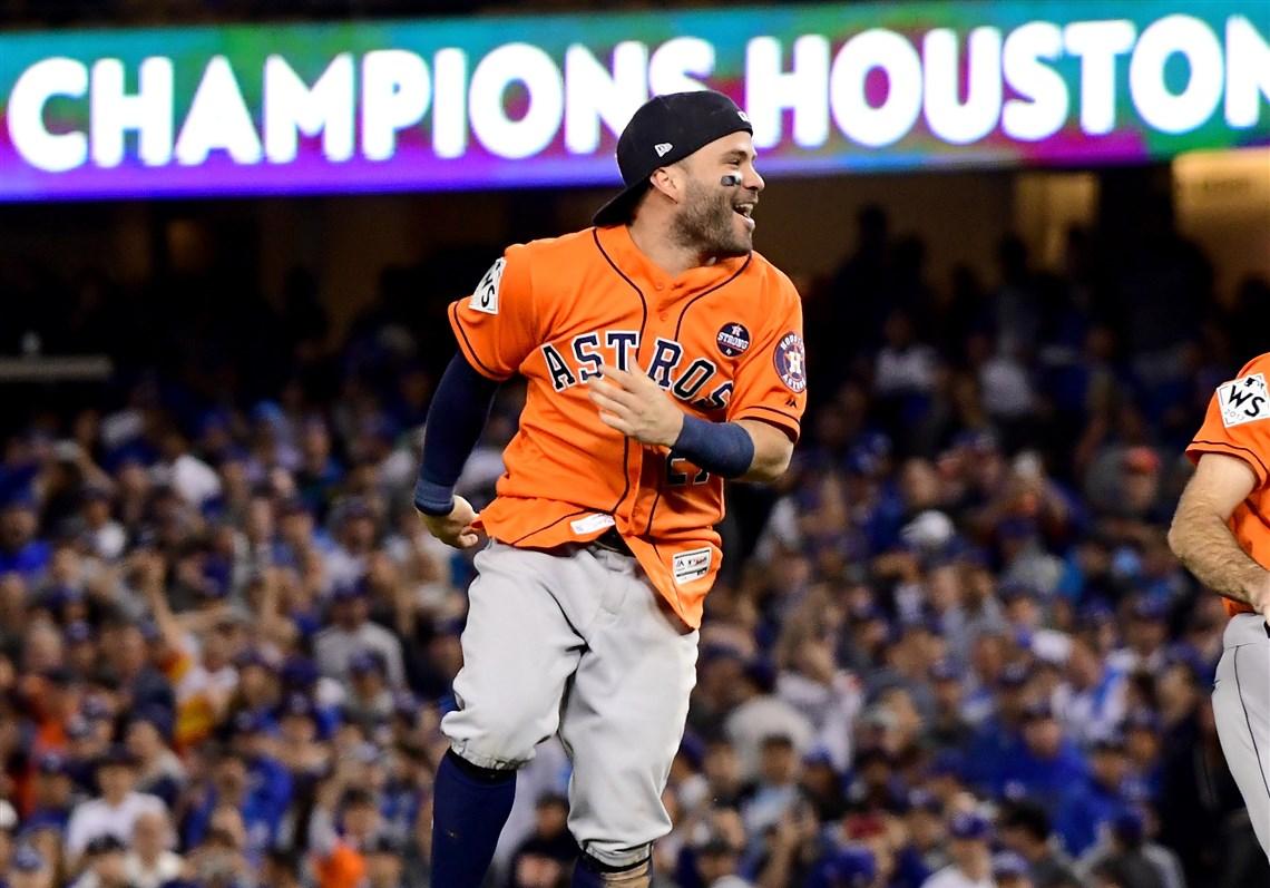 Astros Extend 2017 AL MVP Jose Altuve Through 2024 – The ...